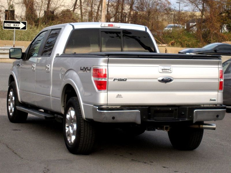 "2010 Ford F-150 4WD SuperCrew 157"" Lariat - 19572756 - 12"