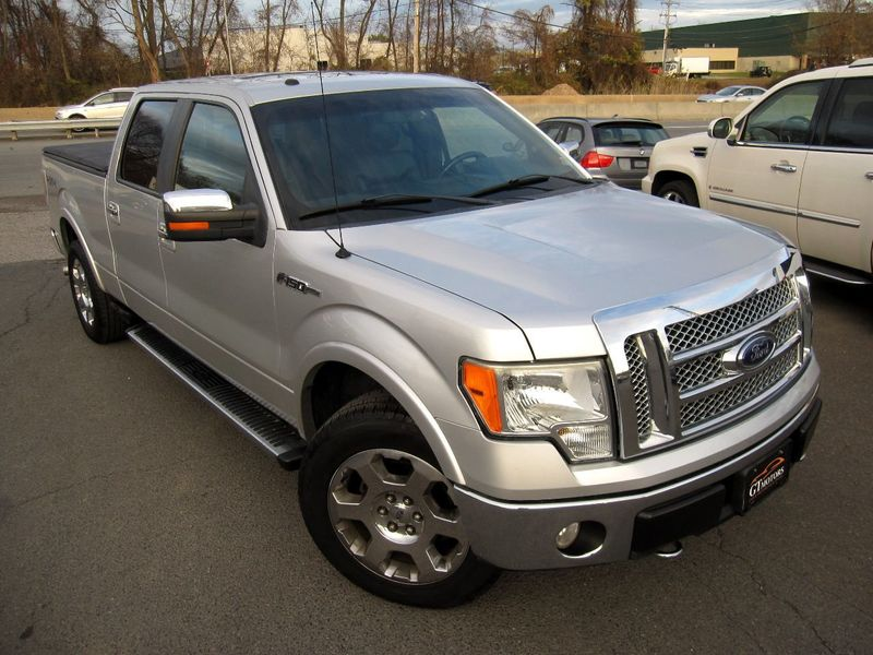 "2010 Ford F-150 4WD SuperCrew 157"" Lariat - 19572756 - 1"
