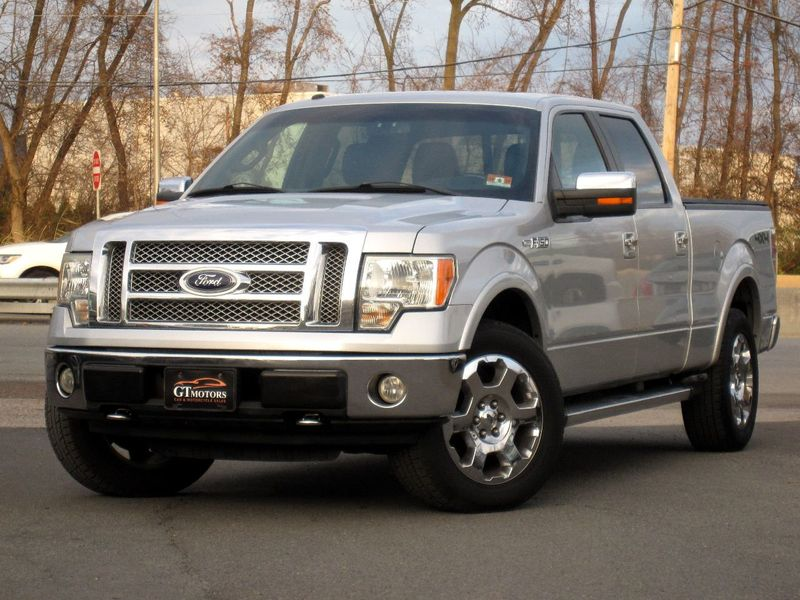 "2010 Ford F-150 4WD SuperCrew 157"" Lariat - 19572756 - 2"
