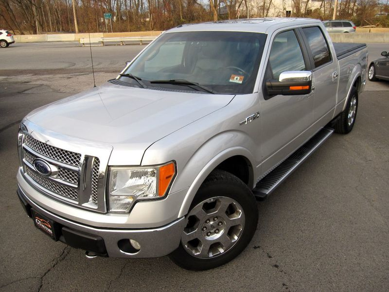 "2010 Ford F-150 4WD SuperCrew 157"" Lariat - 19572756 - 3"