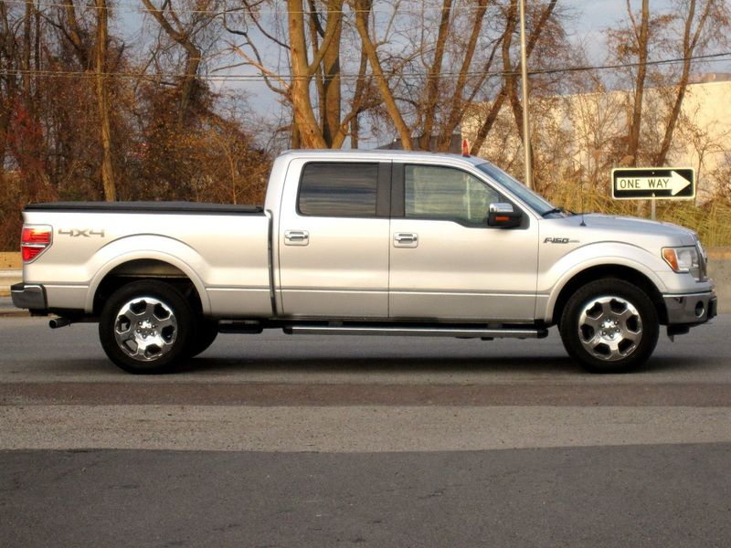 "2010 Ford F-150 4WD SuperCrew 157"" Lariat - 19572756 - 8"