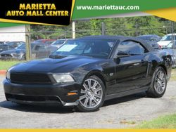 2010 Ford Mustang - 1ZVBP8FH5A5132916