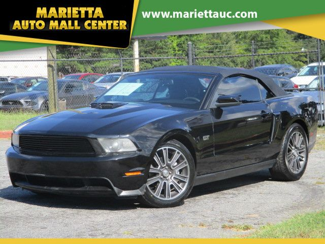 2010 Ford Mustang 2dr Convertible GT Premium