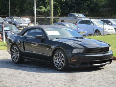 2010 Ford Mustang 2dr Convertible GT Premium - Click to see full-size photo viewer