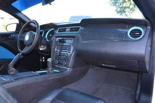 2010 Ford Mustang 2dr Coupe V6 - Click to see full-size photo viewer