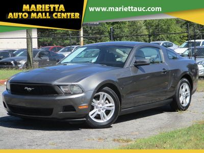 2010 Ford Mustang 2dr Coupe V6