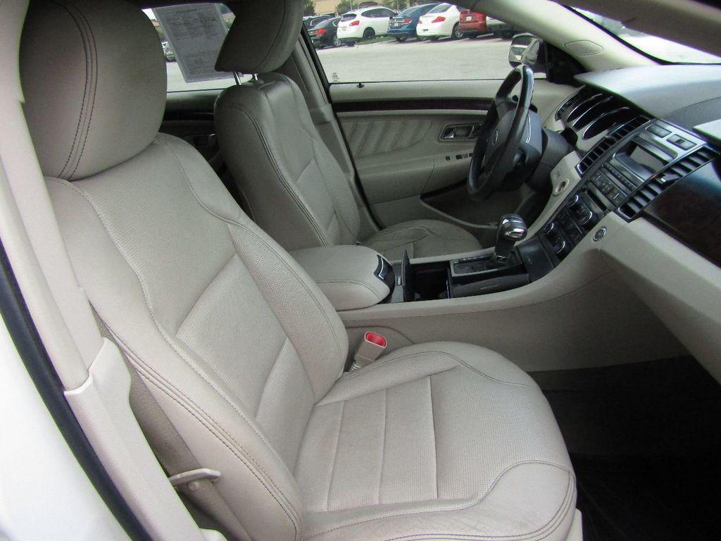 2010 Ford Taurus 4dr Sedan Limited FWD - 17883029 - 10