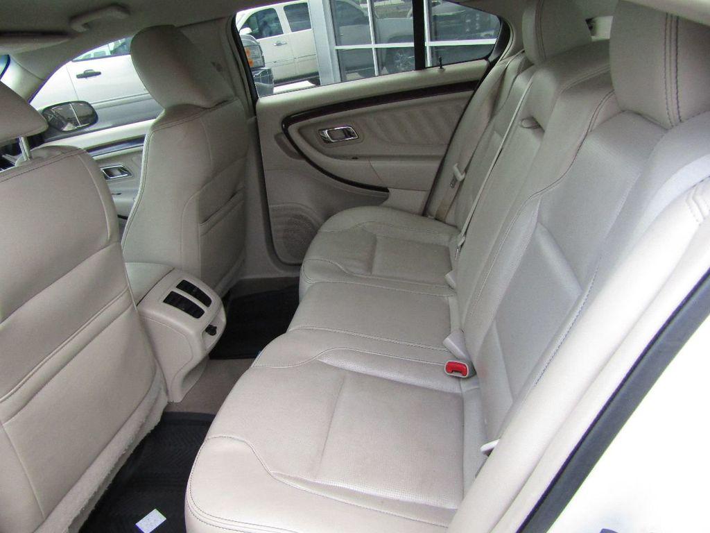2010 Ford Taurus 4dr Sedan Limited FWD - 17883029 - 12
