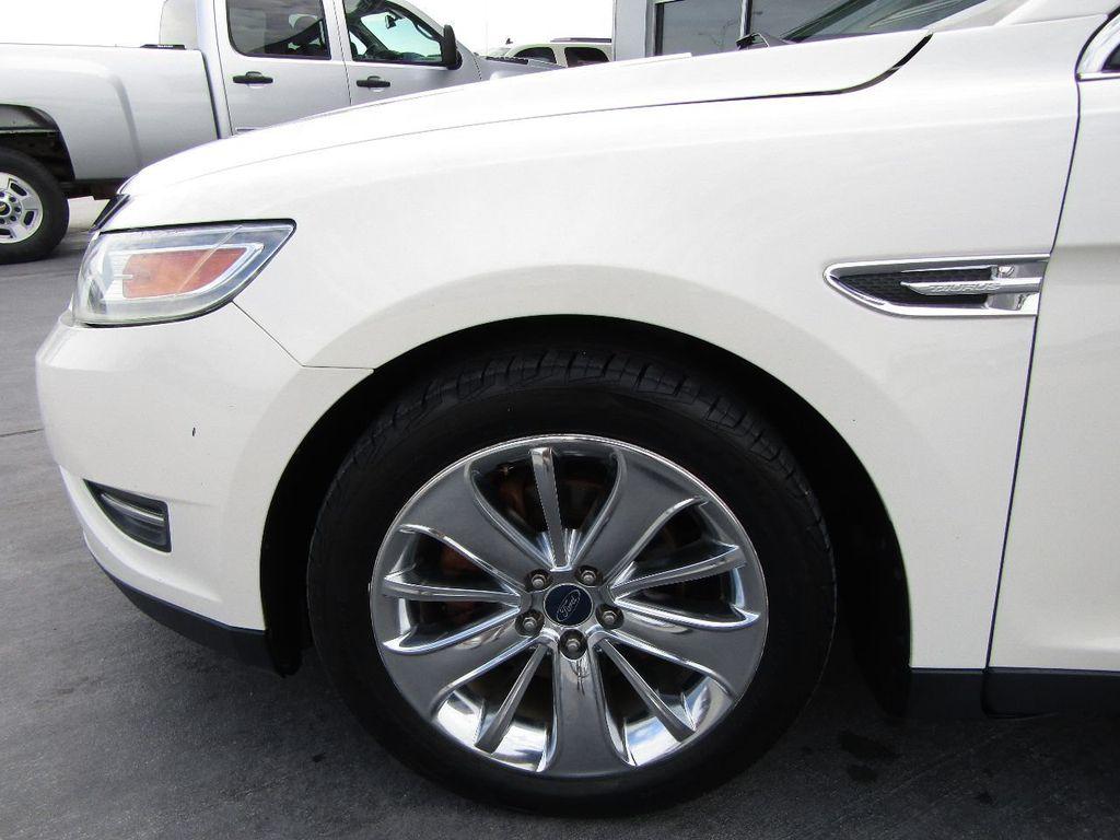 2010 Ford Taurus 4dr Sedan Limited FWD - 17883029 - 25