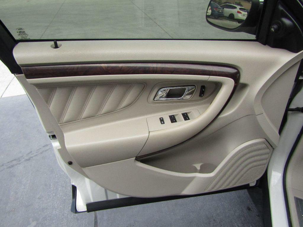 2010 Ford Taurus 4dr Sedan Limited FWD - 17883029 - 36