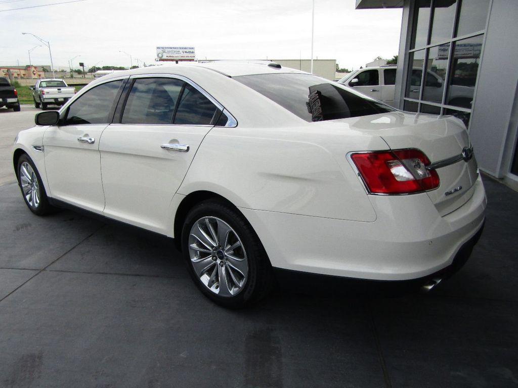 2010 Ford Taurus 4dr Sedan Limited FWD - 17883029 - 3