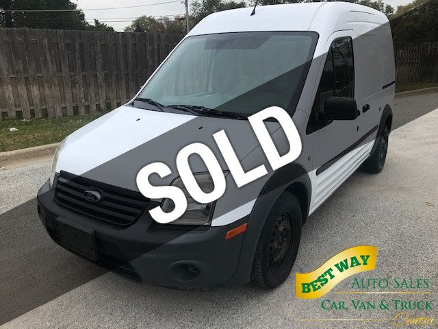 "2010 Ford Transit Connect 114.6"" XL w/o side or rear door glass - 18253074 - 0"