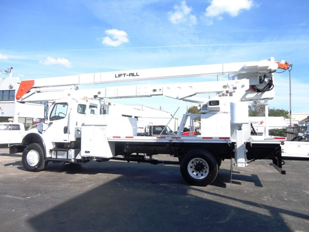 2010 Freightliner BUSINESS CLASS M2 106 4X4.. 70FT BOOM BUCKET TRUCK.. Lift-All LM-70-2MS - 18340882 - 9