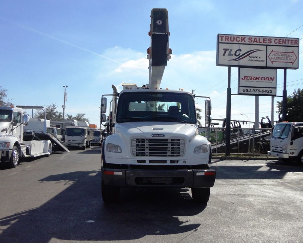 2010 Freightliner BUSINESS CLASS M2 106 4X4.. 70FT BOOM BUCKET TRUCK.. Lift-All LM-70-2MS - 18340882 - 3