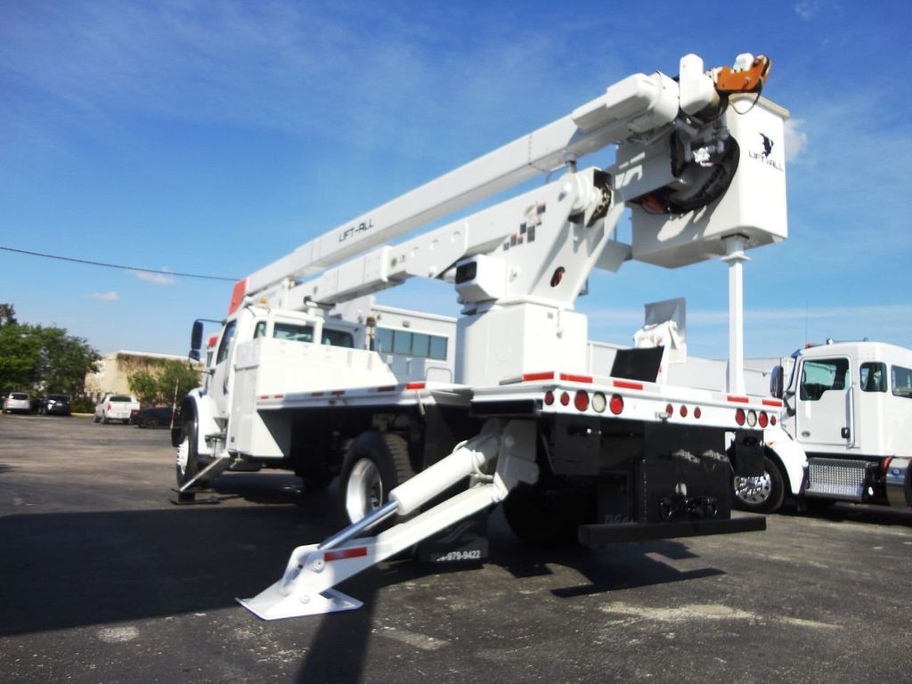 2010 Freightliner BUSINESS CLASS M2 106 4X4.. 70FT BOOM BUCKET TRUCK.. Lift-All LM-70-2MS - 18340882 - 40