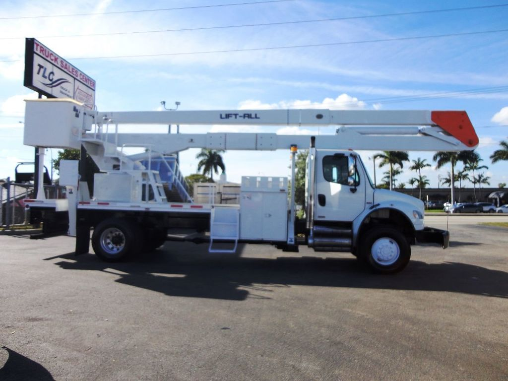 2010 Freightliner BUSINESS CLASS M2 106 4X4.. 70FT BOOM BUCKET TRUCK.. Lift-All LM-70-2MS - 18340882 - 5