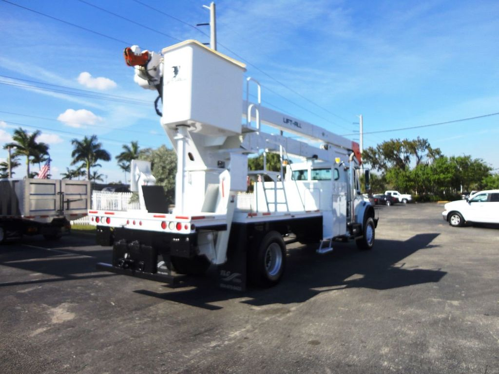 2010 Freightliner BUSINESS CLASS M2 106 4X4.. 70FT BOOM BUCKET TRUCK.. Lift-All LM-70-2MS - 18340882 - 6