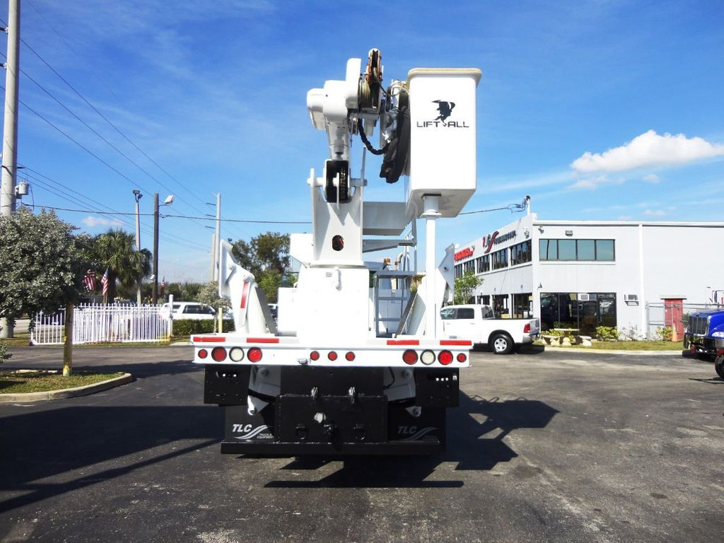 2010 Freightliner BUSINESS CLASS M2 106 4X4.. 70FT BOOM BUCKET TRUCK.. Lift-All LM-70-2MS - 18340882 - 7