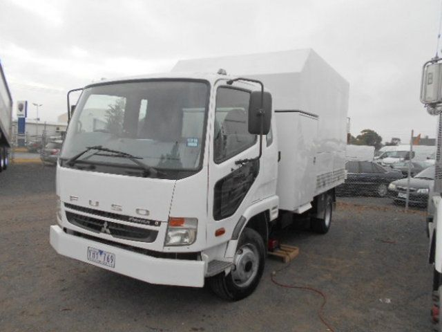 2010 Fuso Fighter 1024 FUSO CHIPPER TIPPER 4x2 - 18726527 - 0