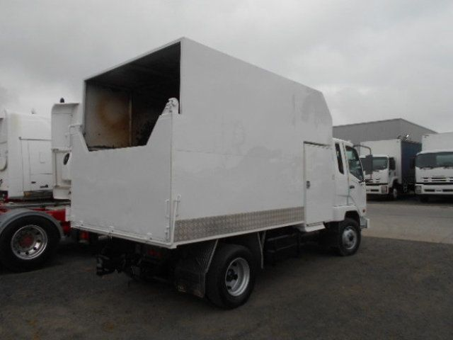 2010 Fuso Fighter 1024 FUSO CHIPPER TIPPER 4x2 - 18726527 - 3