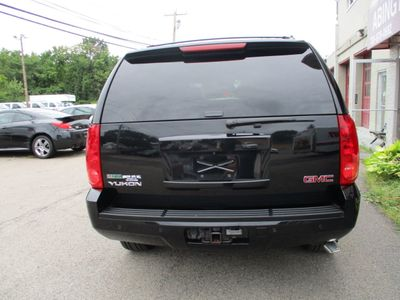 2010 GMC Yukon 4WD 4dr 1500 SLT - Click to see full-size photo viewer