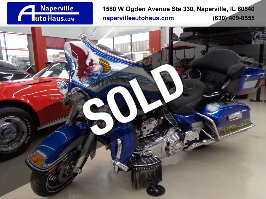 Harley Davidson Used >> 2010 Used Harley Davidson Flhtcu Motorcycle At Naperville Auto Haus Il Iid 18893306