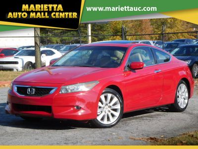 2010 Honda Accord Coupe 2dr V6 Automatic EX-L
