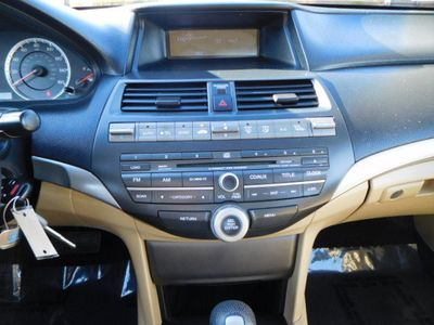 2010 Honda Accord Coupe 2dr V6 Automatic EX-L - Click to see full-size photo viewer