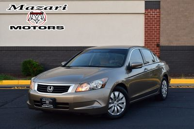 2010 Honda Accord Sedan 4dr I4 Automatic LX