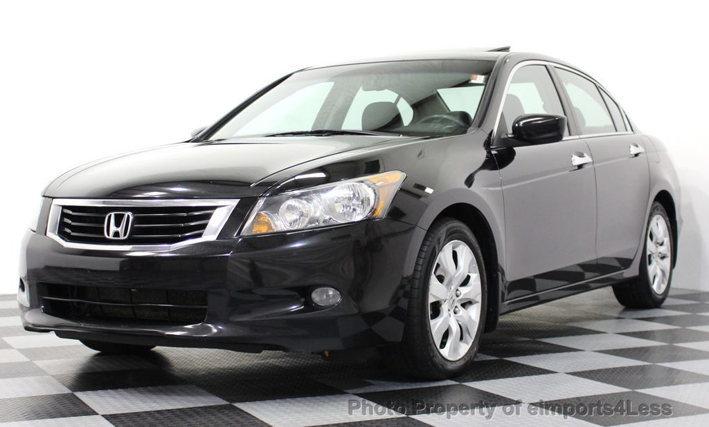 2010 Honda Accord Ex L >> 2010 Used Honda Accord Sedan 4dr V6 Automatic Ex L At Eimports4less
