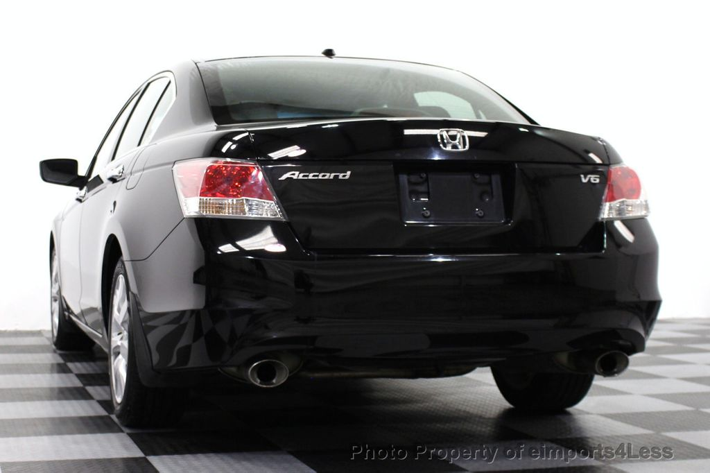2010 Honda Accord Sedan 4dr V6 Automatic EX L   14933181   18