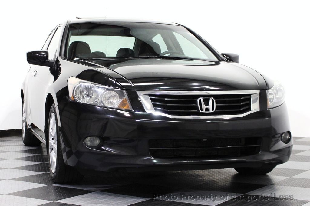2010 Honda Accord Sedan 4dr V6 Automatic Ex L 14933181 26