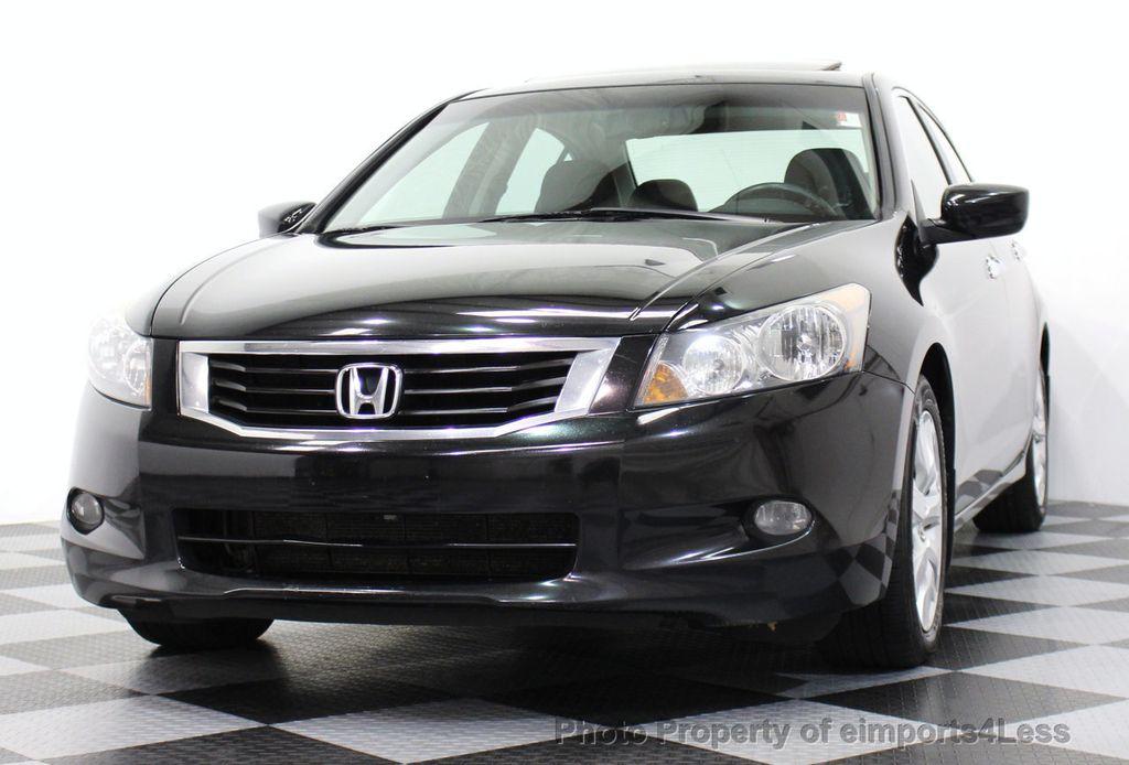 2010 used honda accord sedan 4dr v6 automatic ex l at