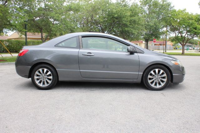 2010 Honda Civic For Sale >> 2010 Used Honda Civic Coupe 2dr Automatic Ex At A Luxury Autos Serving Miramar Fl Iid 15044924