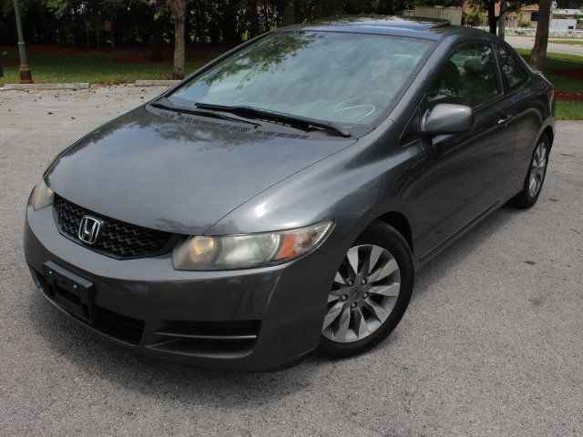 2010 used honda civic coupe 2dr automatic ex at a luxury. Black Bedroom Furniture Sets. Home Design Ideas