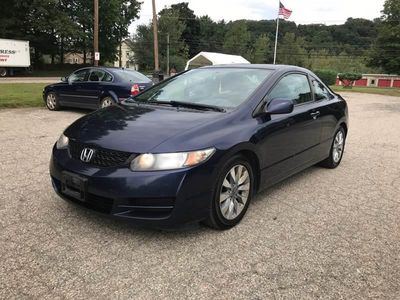 2010 Honda Civic Coupe 2dr Automatic EX