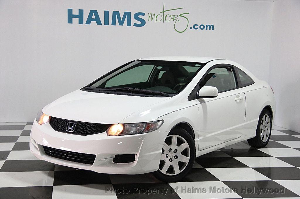 2010 Honda Civic Coupe 2dr Automatic LX   15092765   1