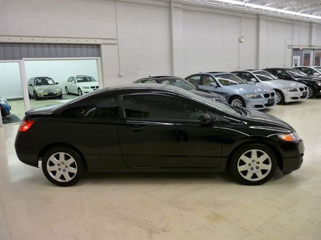 2010 Honda Civic Coupe LX Coupe   Click To See Full Size Photo Viewer