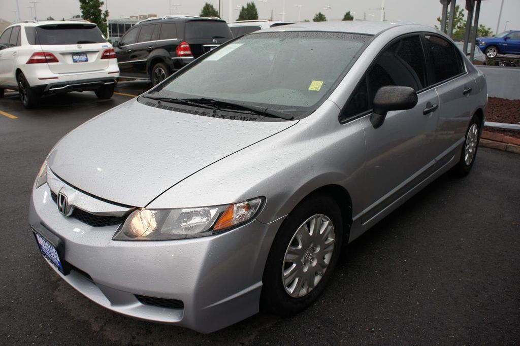 2010 Honda Civic Sedan 4dr Automatic DX-VP - 17967011 - 1