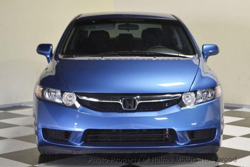 Honda Fort Lauderdale >> 2010 Used Honda Civic Sedan 4dr Automatic LX-S at Haims ...