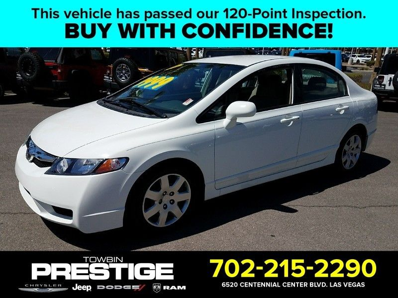 2010 Honda Civic Sedan LX - 16730581 - 0
