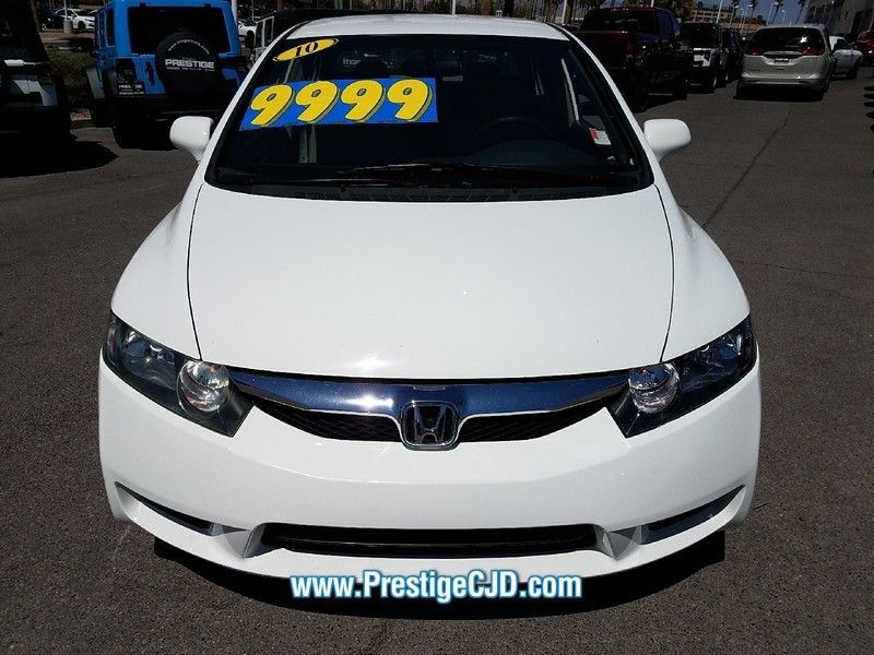 2010 Honda Civic Sedan LX - 16730581 - 1