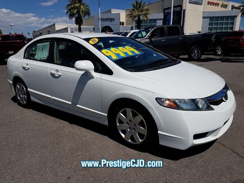2010 Honda Civic Sedan LX - 16730581 - 2