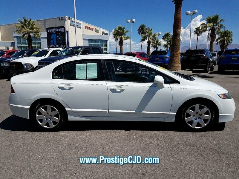2010 Honda Civic Sedan LX - 16730581 - 3