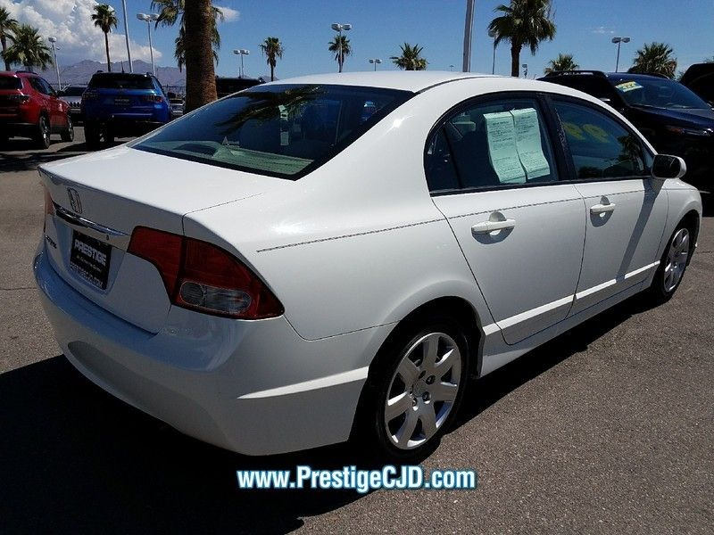 2010 Honda Civic Sedan LX - 16730581 - 4