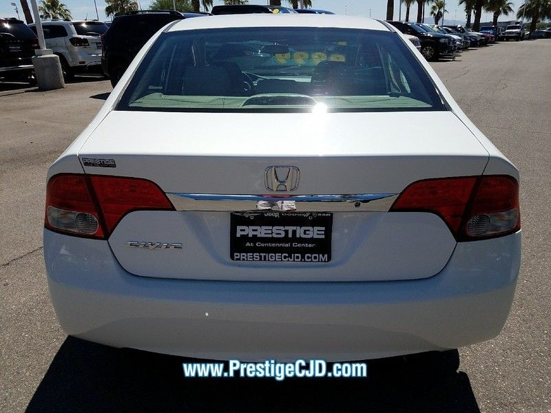 2010 Honda Civic Sedan LX - 16730581 - 5