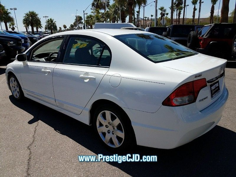 2010 Honda Civic Sedan LX - 16730581 - 6