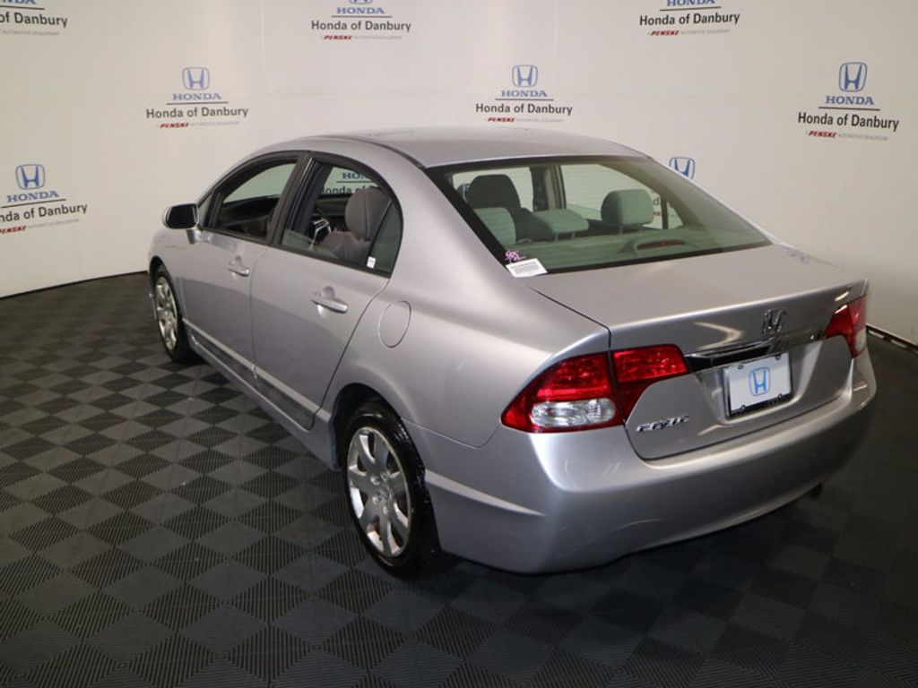 2010 Honda Civic Sedan LX - 16818722 - 6
