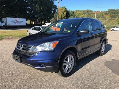 2010 Honda CR-V 4WD 5dr EX - Click to see full-size photo viewer