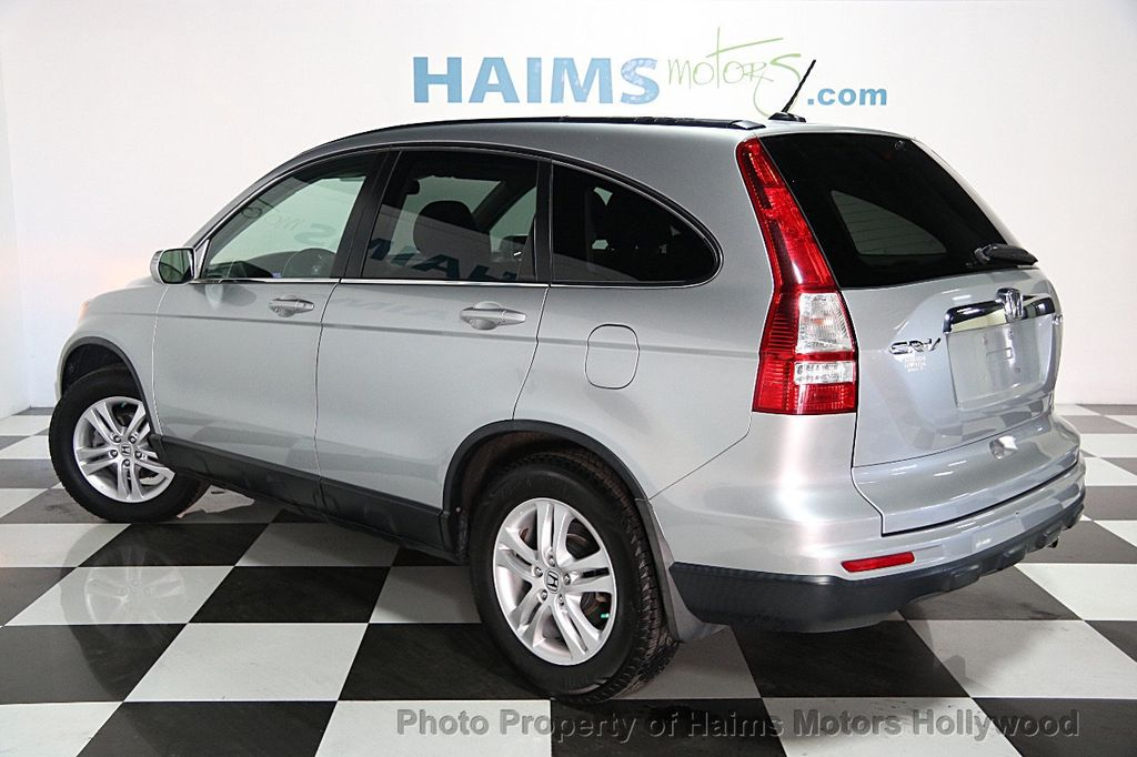 2010 used honda cr v 4wd 5dr ex l at haims motors serving fort lauderdale hollywood miami fl. Black Bedroom Furniture Sets. Home Design Ideas